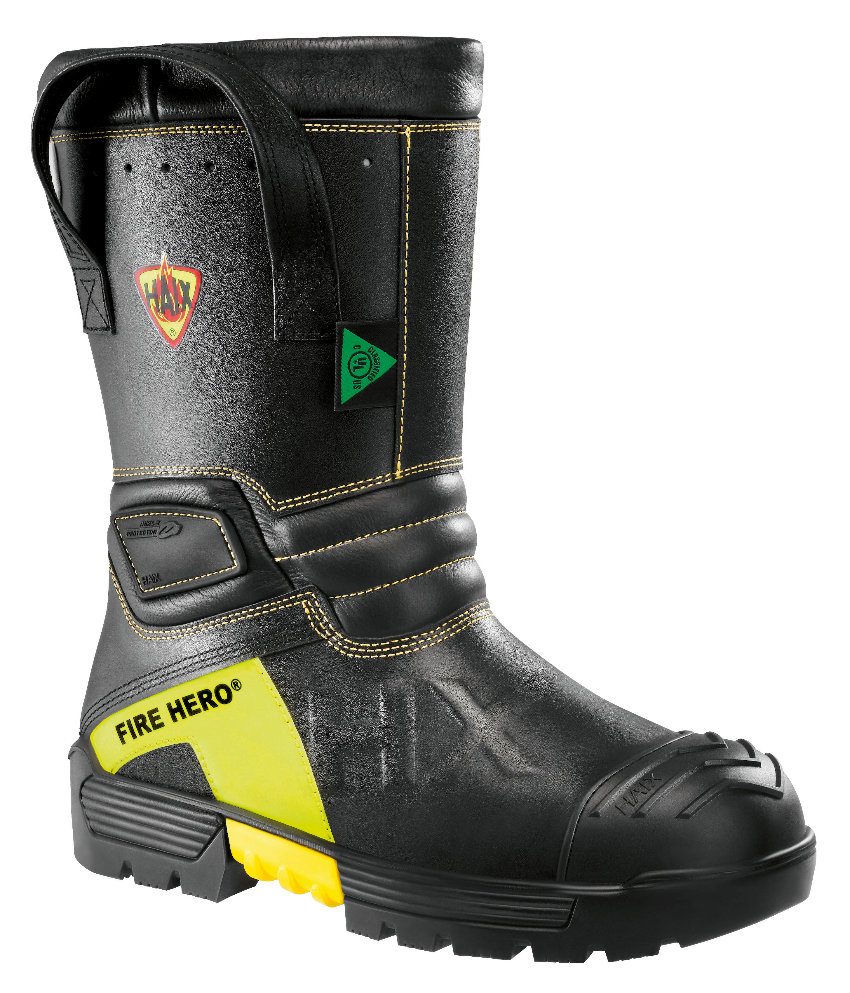 HAIX Fire Hero XTREME Structural Firefighting boots