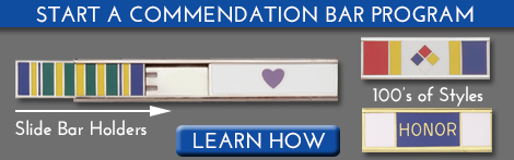 Commendation Bars and Awards